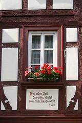 Miltenberg (Ulrich Mnstermann) Tags: germany bayern main miltenberg fachwerk fachwerkhaus timberframedhouse imagerights