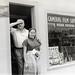 Mary Anna Hardesty Shanks & Charles Louis Hardesty ~ circa 1951