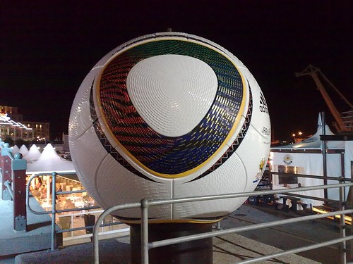 Jabulani, official 2010 FIFA World Cup match ball