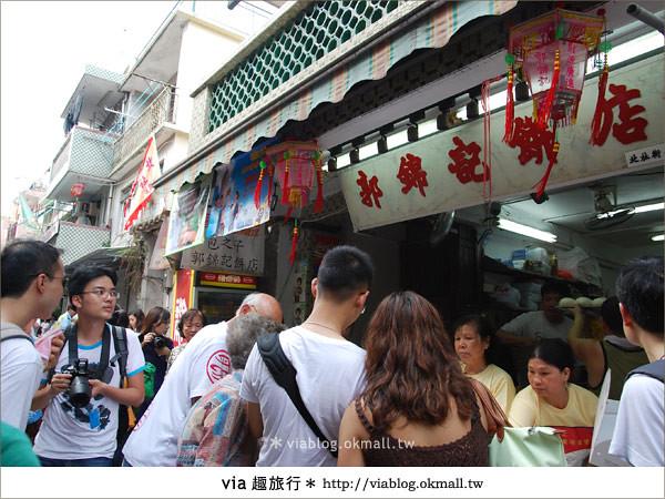 【2010香港節慶年 】香港節慶盛事~長洲太平清醮包山節(上)30