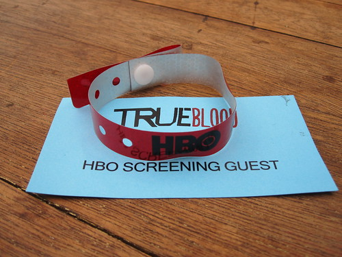 True Blood premiere