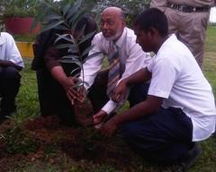 Nizam Baksh (news.co.tt) Tags: community trinidad development tobago nizam baksh