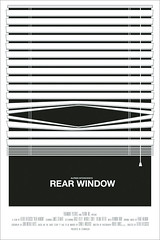 Alfred Hitchcock's Rear Window (Associati) Tags: new york film movie poster design photographer village graphic greenwich 1954 rearwindow helvetica director minimalist jamesstewart gracekelly alfredhitchcock suspense raymondburr thelmaritter