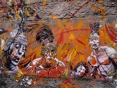 C215 - Roma (San Lorenzo) (C215) Tags: streetart art french graffiti stencil christian pochoir masacara szablon c215 schablon gumy piantillas