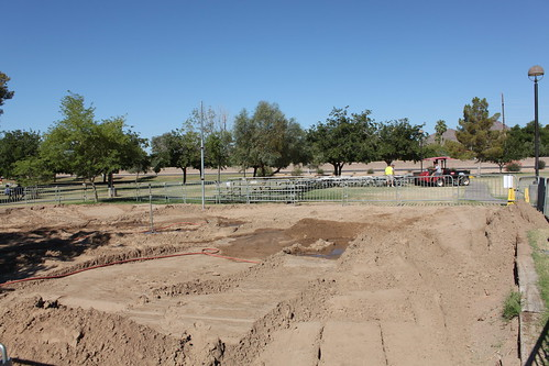 Scottsdale's 34th Annual Mud Mania - Pit Preparation