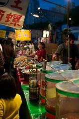 Hsinchu Market, 1 (jfahler) Tags: city travel 35mm lens prime blog nikon asia market markets chinese culture hsinchu taiwan photoblog nikkor f18 formosa dslr taiwanese d5000