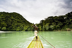 Once you go, you know.. (bloung) Tags: nature beauty forest canon river portland relax island boat ship african bamboo rafting jungle jamaica 5d caribbean raft easy tranquil rastafari riogrande 1740l westindies 5dclassic