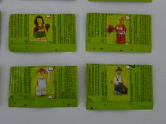 Series 3 Minifigures Code 4