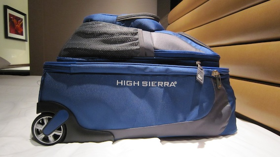 High Sierra AtGO Carry-On Bag