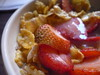 Fre-zoom! :] (иαиич-¢нαи hears a who!) Tags: zoom cereal plato leche roja fresas specialk hojuelas