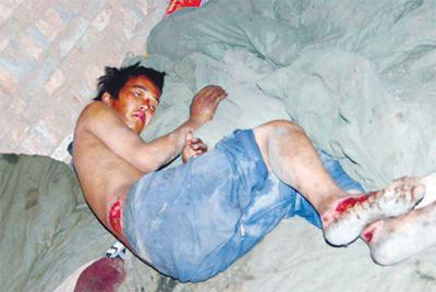 山西黑砖场虐待工人