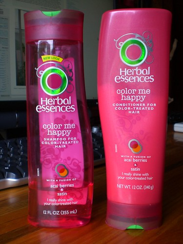 Herbal Essences - Color Me Happy: front