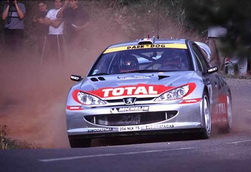 Auriol WRC