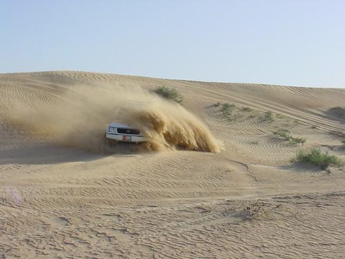 Dune Ride on Truck 05