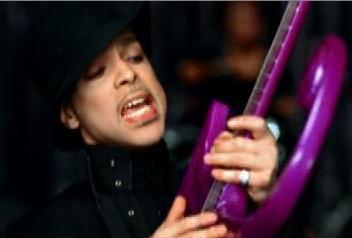 prince guitar