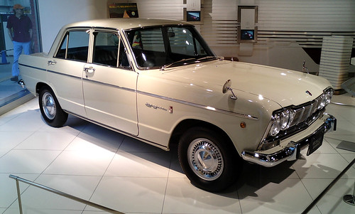 NISSAN SKYLINE S54 - 1965
