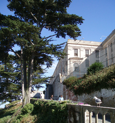 alcatraz vankila ulkoa