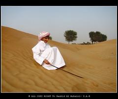 """My Nephew """"Abdullah"""" in the Desert ([.. AlAmEeEr ..]) Tags: beautiful canon is powershot trophy capture s3 winners splendiferous my mywinners alameeer"""