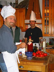 A Fake Italian Chef