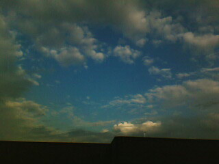 cielo de Zaragoza 2