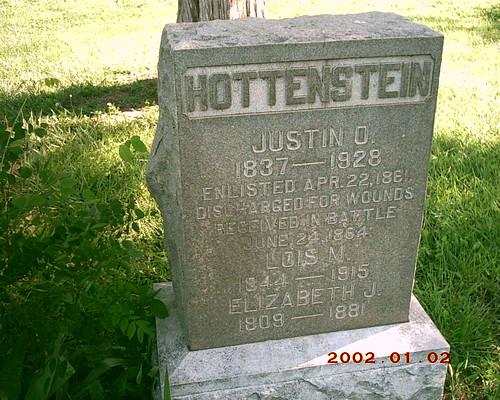 Justin O. Hottenstein