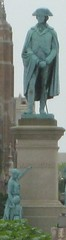 George Washington Statue on Wisconsin Avenue - by purpleslog