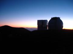 Sun down over Mauna Kea18