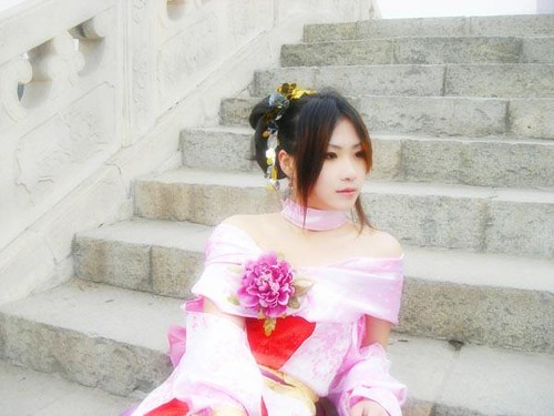 Dynasty Warriors others Cosplay Fotos