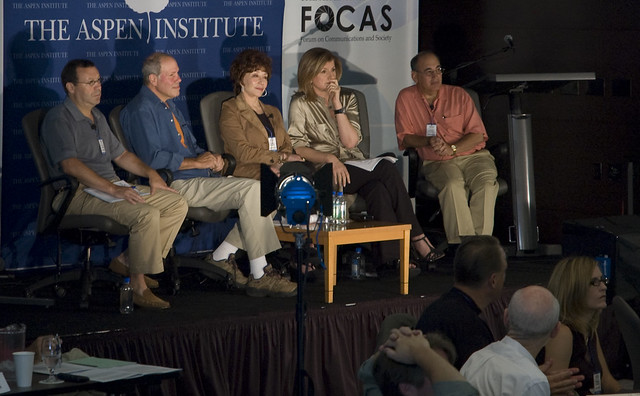 Panel discussion at FOCAS