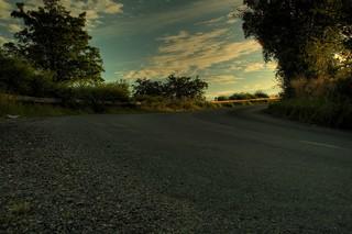 Durham Moors, Road