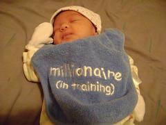 Millionaire (jbsmom816) Tags: feeding bibs