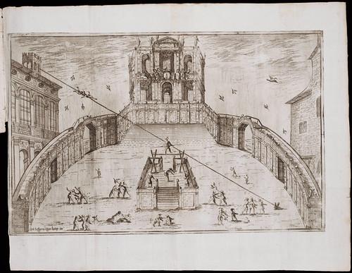 Relazione e disegno della fiera fatta in Bologna (1710)