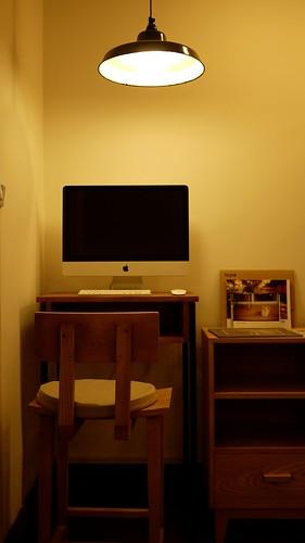 Comfortable Editor Area