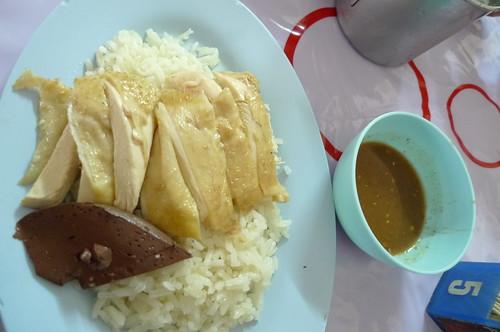 泰國有名的海南雞飯