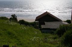 Sea and shack