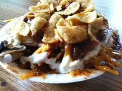 The Wiener Wagon Frito Pie