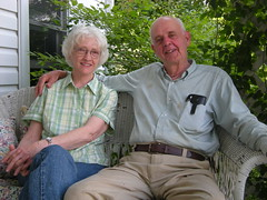 Wendell Berry and His Wife Tanya