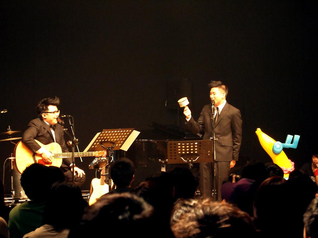 Hanjin MC Jin Moov Live 2010