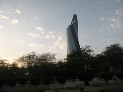 New Building (Mink) Tags: new city urban tower buildings construction kuwait kuwaiti altijaria