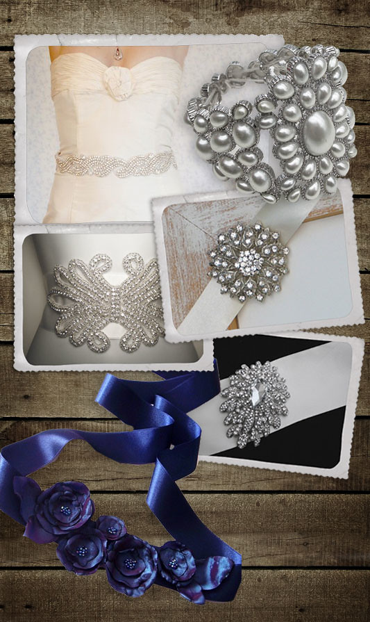 tie the knot accessories