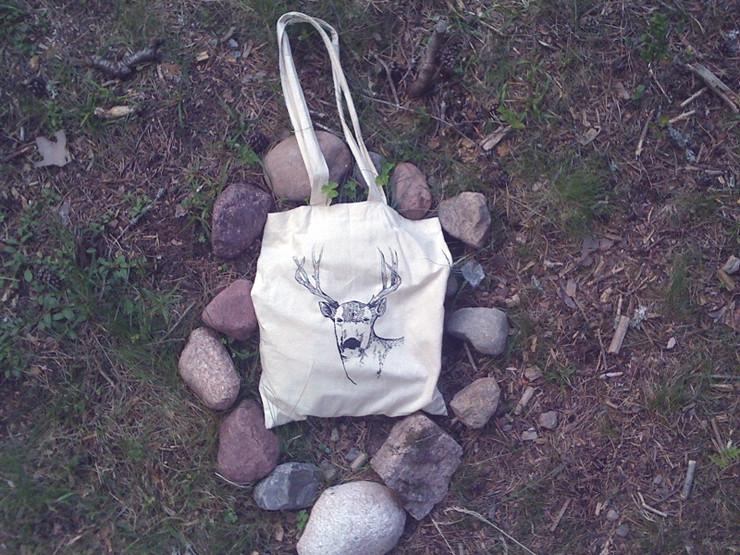 deer bag #3