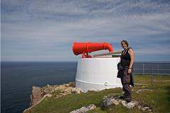 Cape Wrath Fog Horn (Andy_Murray) Tags: lighthouse scotland cath sutherland foghorn capewrath qpcc