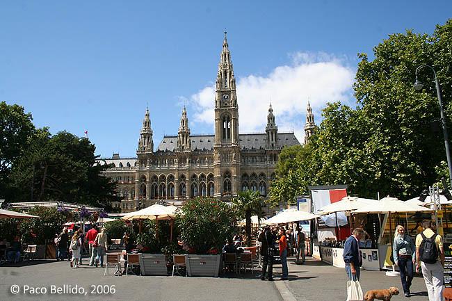 Rathaus. © Paco Bellido, 2006