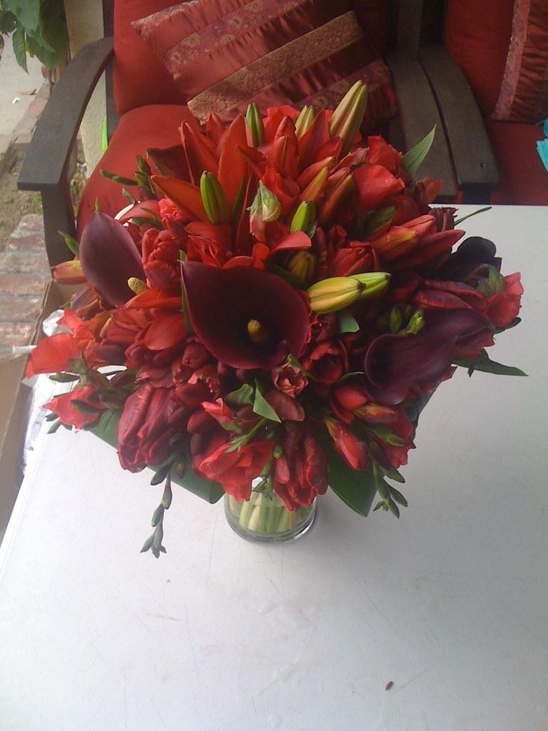 Bridal Reds