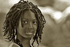 Gwadloup... (jendayee) Tags: portrait bw sepia caribbean guadeloupe blackdiamond