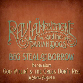 ray lamontagne beg steal or borrow