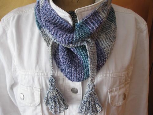 my baktus scarf
