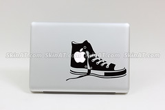 Shoes macbook laptop decal sticker