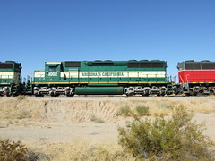 ARZC 4002, Parker AZ (AA654) Tags: arizona loco az locomotive parker 4002 sd45 emd sd402 arizonacalifornia arzc