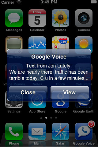 google-voice-push